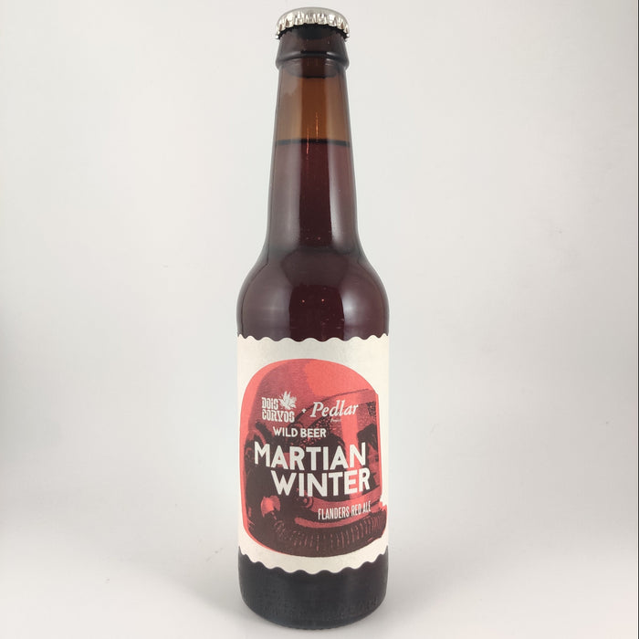 Dois Corvos Martian Winter Sour Flanders Red Ale