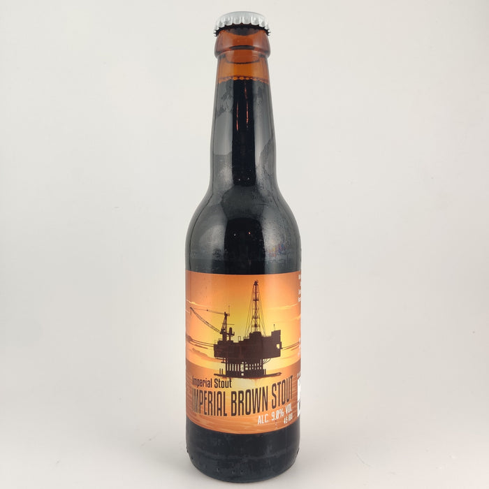 Brasserie du Grand Paris Imperial Brown Stout