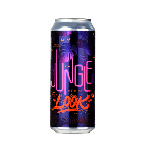 Stamm Brewing Jungle Look: Double New England IPA