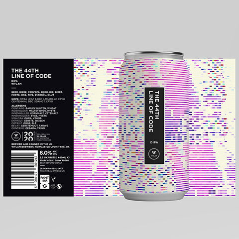 Wylam The 44th Line Of Code DIPA