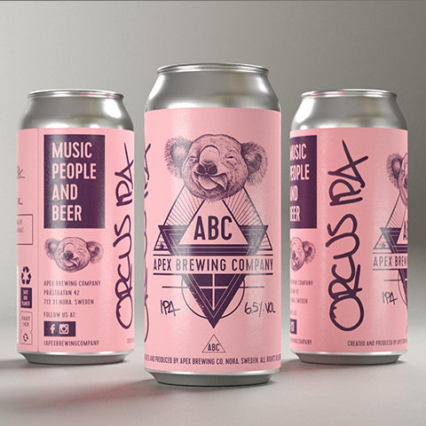 Apex Orcus: DDH New England IPA