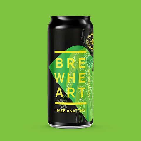 BrewHeart Haze Anatomy: Double New England IPA