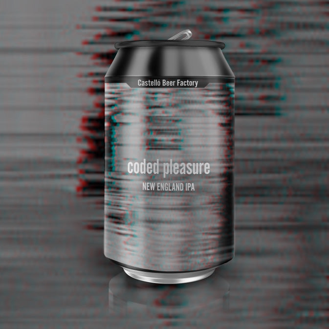 Castelló Beer Factory Coded Pleasure: New England IPA