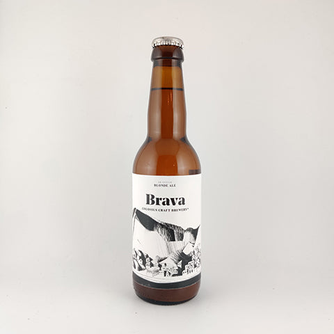 Colossus Brava: Blonde Ale