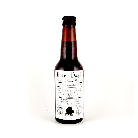De Molen Binkie Claws = Doggie Claw: Barleywine (collab w. Hair of the Dog)