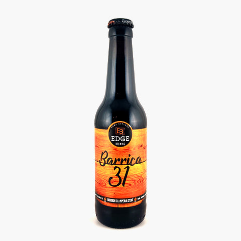Edge Brewing Barrica #31 Bourbon Barrel Aged Imperial Stout