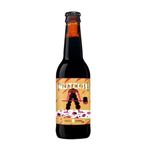 La Pirata Nutcase Imperial Milk Stout