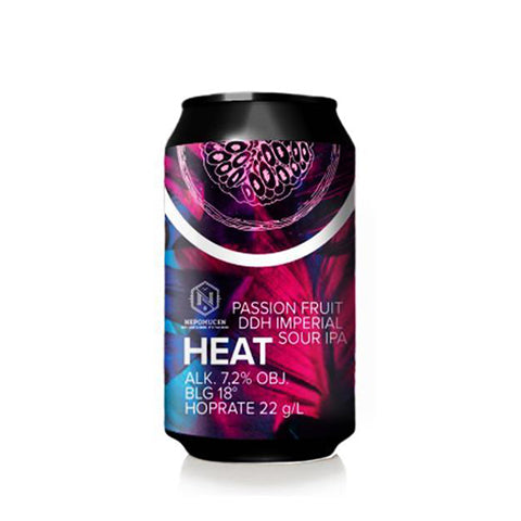 Nepomucen Heat: Passionfruit Sour IPA