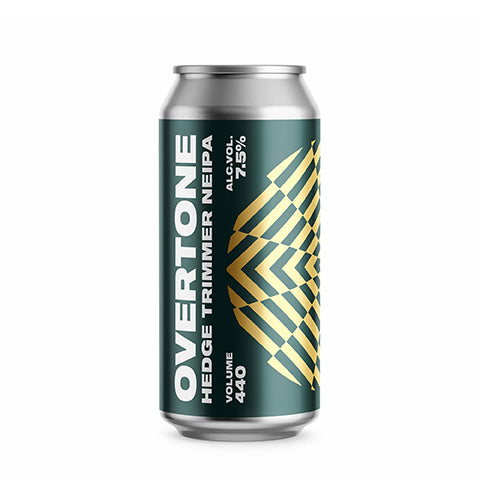 Overtone Hedge Trimmer: New England IPA
