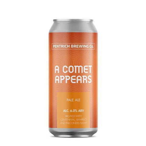 Pentrich A Comet Appears: Pale Ale