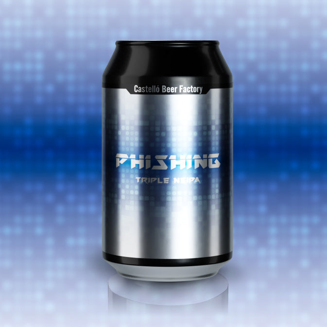 Castelló Beer Factory Phishing: Triple New England IPA