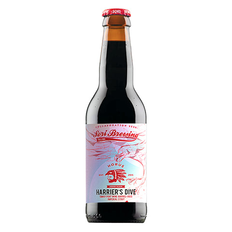 Sori Brewing Harrier's Dive (Tawny Port BA) Imperial Stout