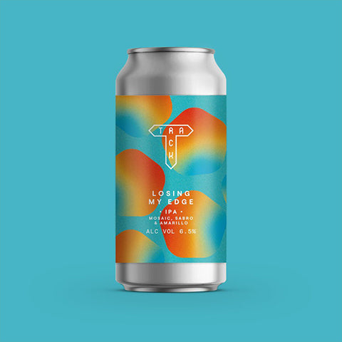 Track Brewing Losing My Edge: New England IPA