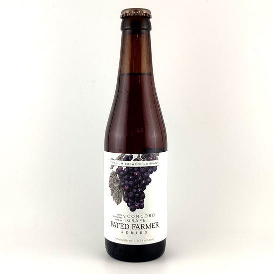 Trillium Fated Farmer: Concord Grape