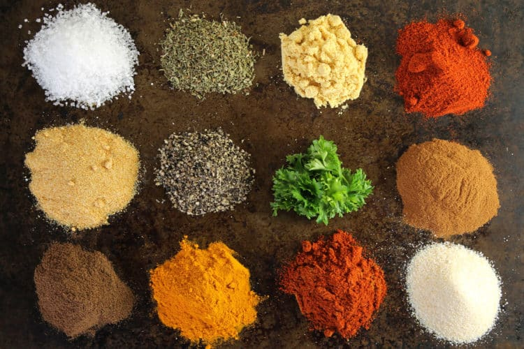 Spices, Sauces & Sweets!
