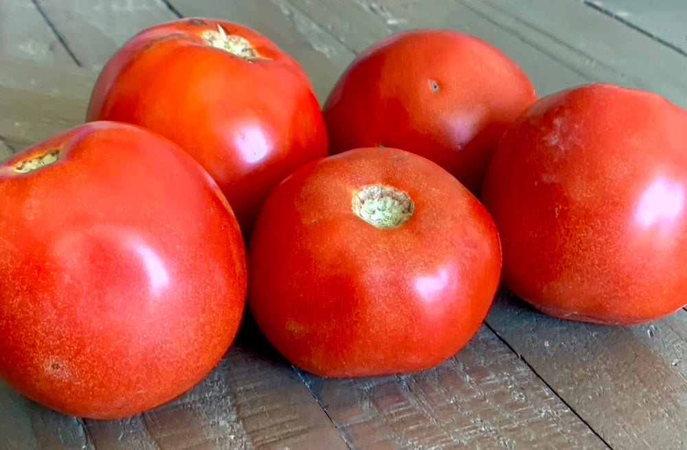 Tasti-Lee Vine-Ripe Tomatoes - Approximately 2.5 pounds