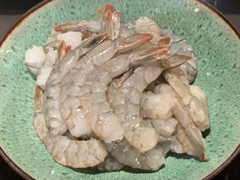 FRESH Florida White Shrimp - 1 Pound Pack, 26-30 Per Pound