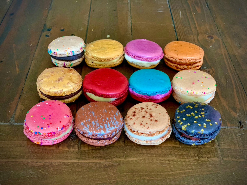 Macarons - Pack of 12
