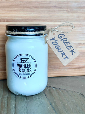 Greek Yogurt - 12 oz jar