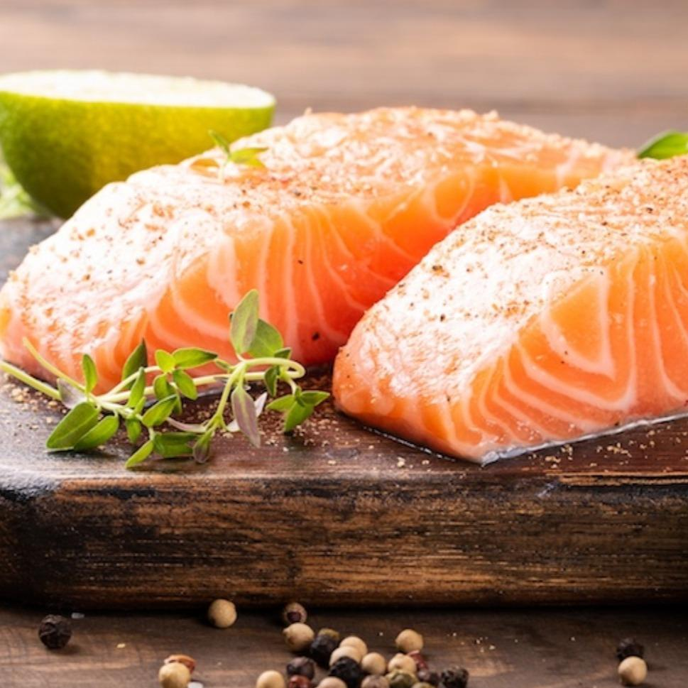 Faroe Island Salmon - Approximately 8 oz
