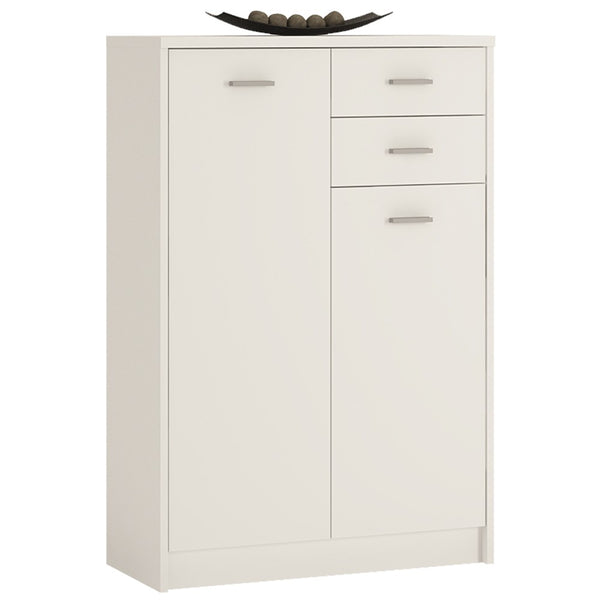 4 You Range-Tall 2 Door 2 Drawer Cupboard