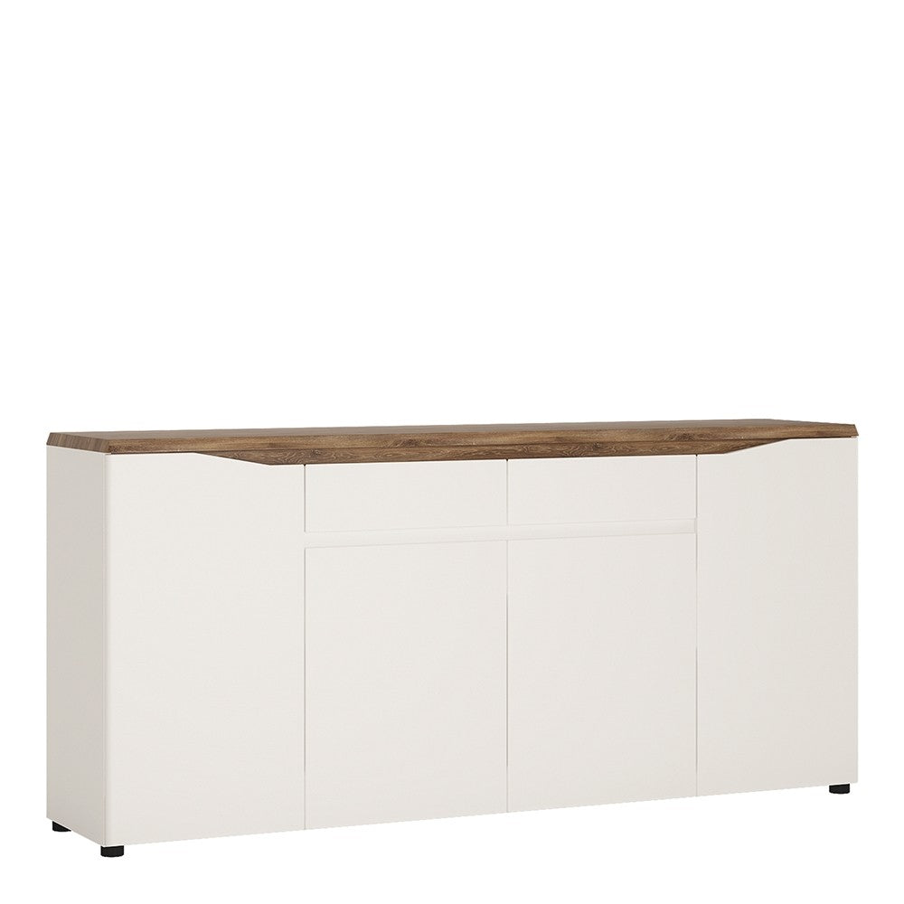 Toledo Range- 4 door 2 drawer sideboard