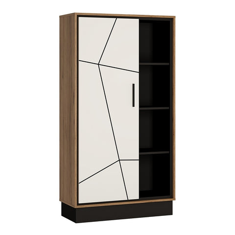 Brolo Range -Wide 1 door bookcase