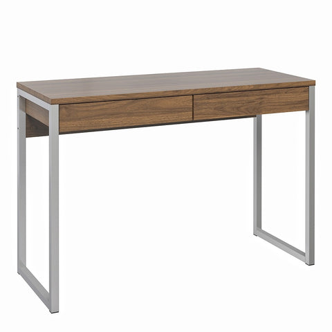 Function Plus Range- Desk 2 Drawers in Walnut