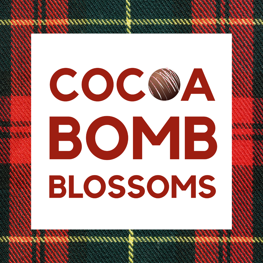 4-Pack Cocoa Bomb Blossoms