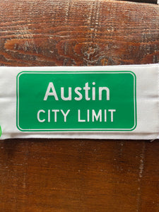 Nurse Made Mask - Austin City Limits (White)