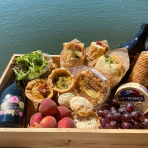 Mozart's Brunch Box  (4-6 person)