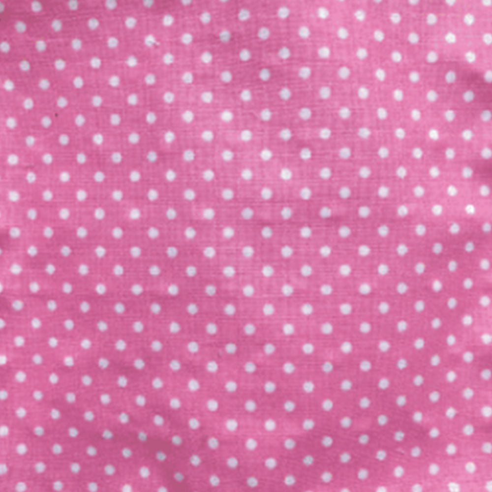 Nurse Made Mask Child - Pink Polka Dots
