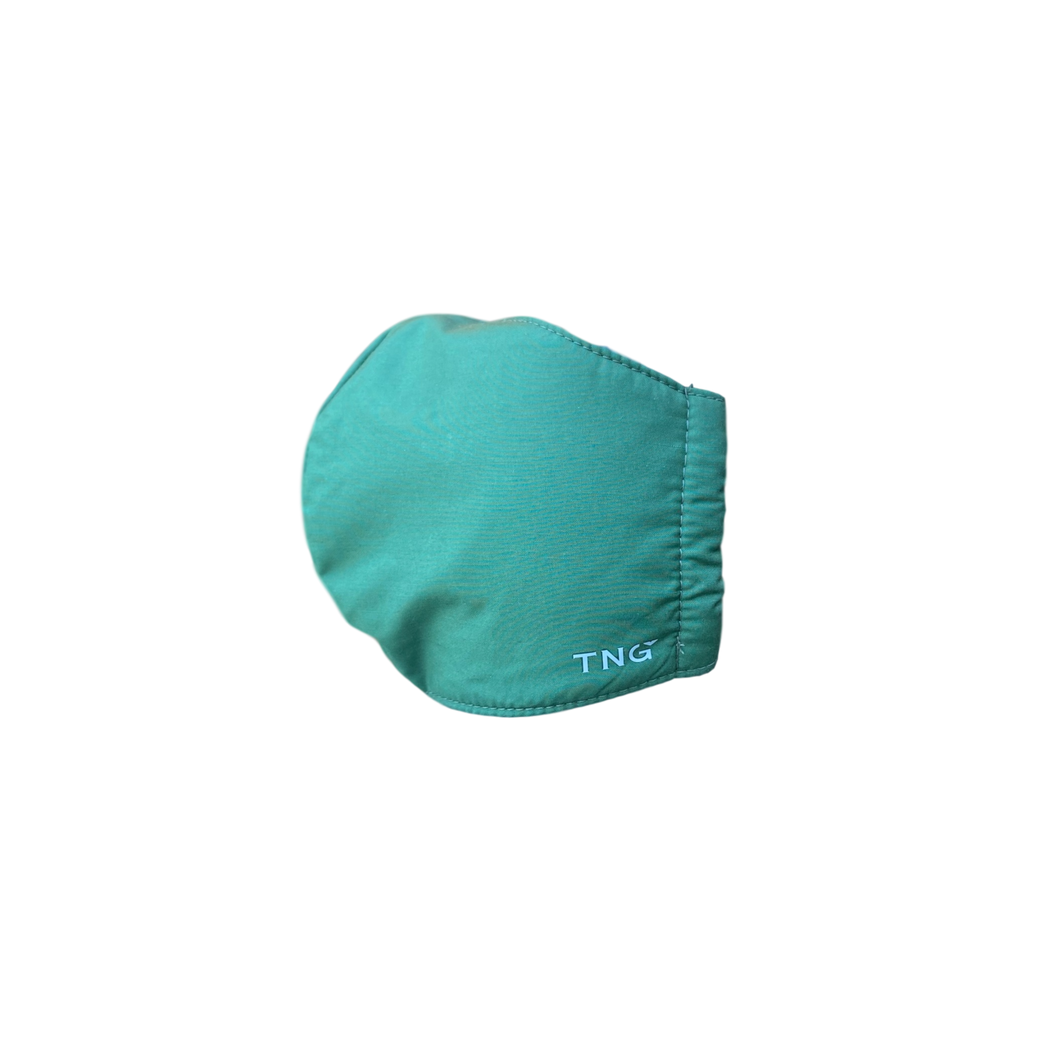 SportsFlex Mask - Zilker Green - Medium