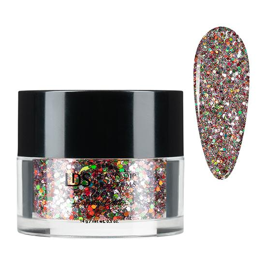 LDS Acrylic Powder Glitter Nail Art Decor 16 Save It For Later