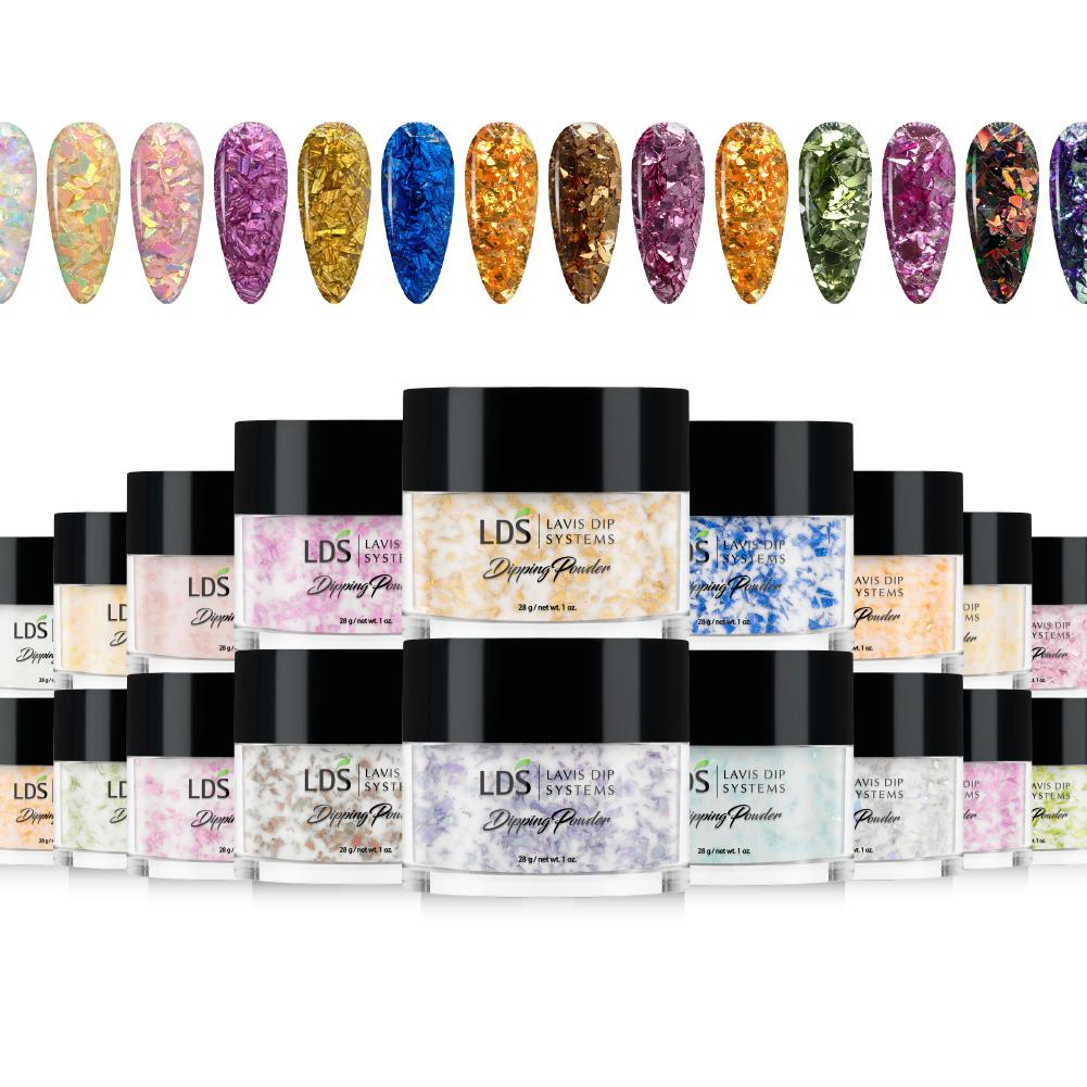 LDS Acrylic & Dip Powder Kit 8 (1oz): IG01 - IG24