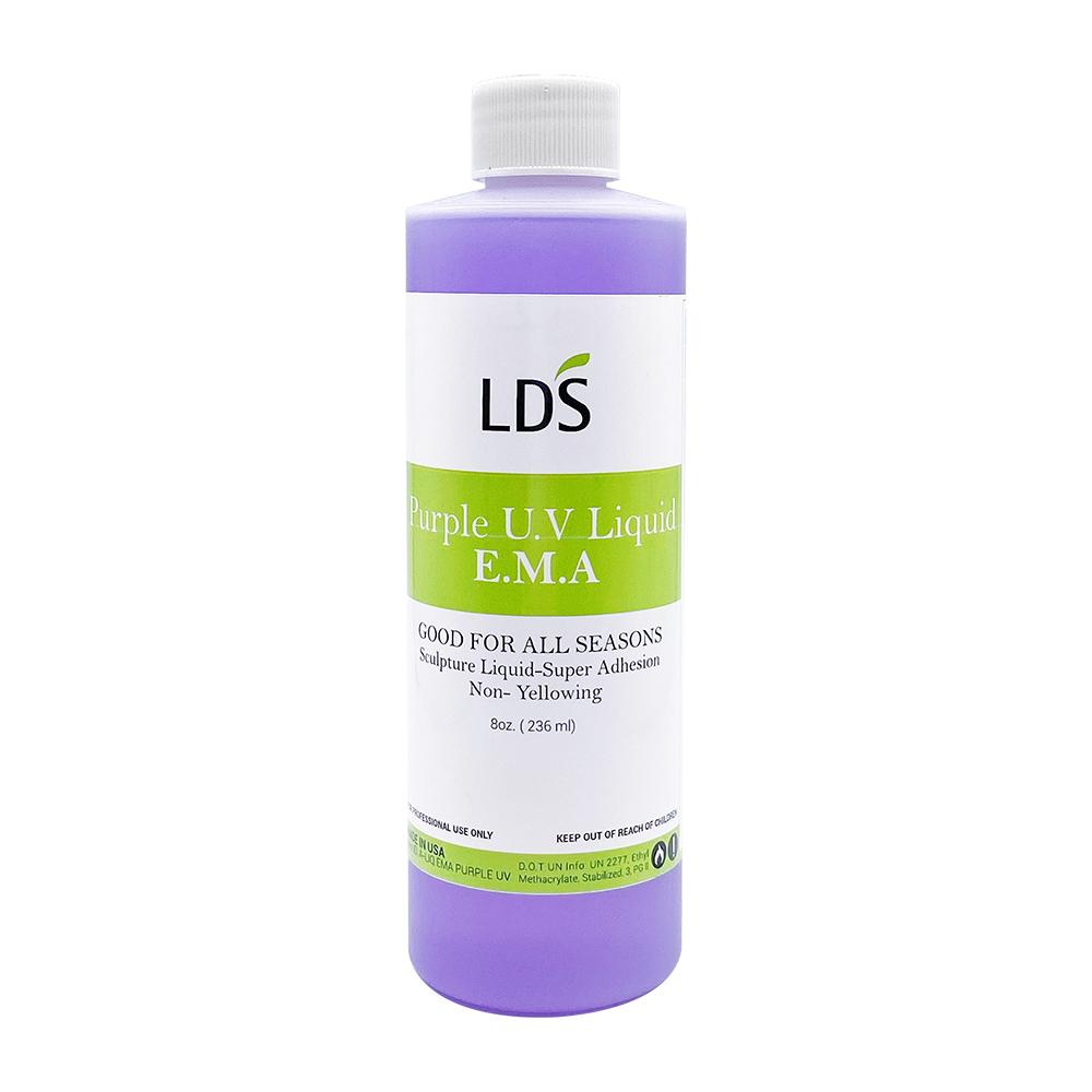 LDS Purple U.V Liquid E.M.A - 8 oz