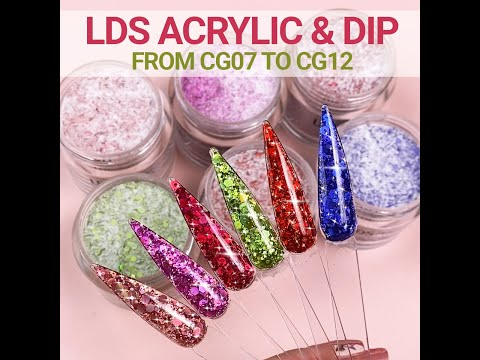 LDS CG 07 (1oz) - Acrylic & Dip Powder