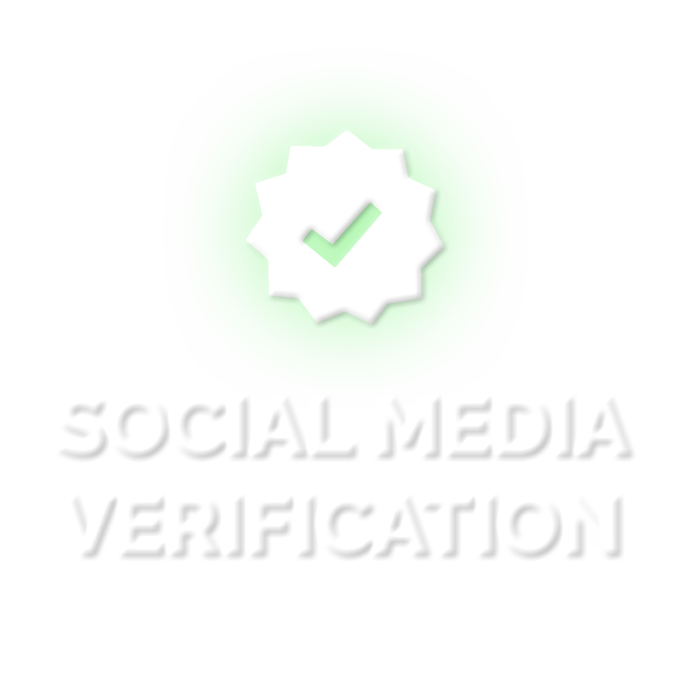 Social Media Verification