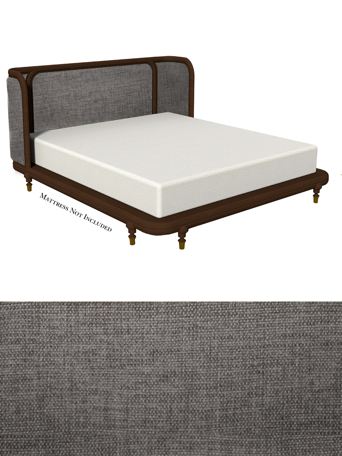 The Maker Simone Bed