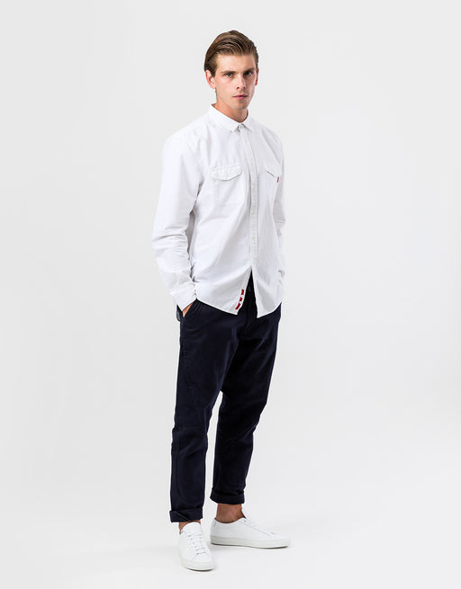 Oxford Shirt / White