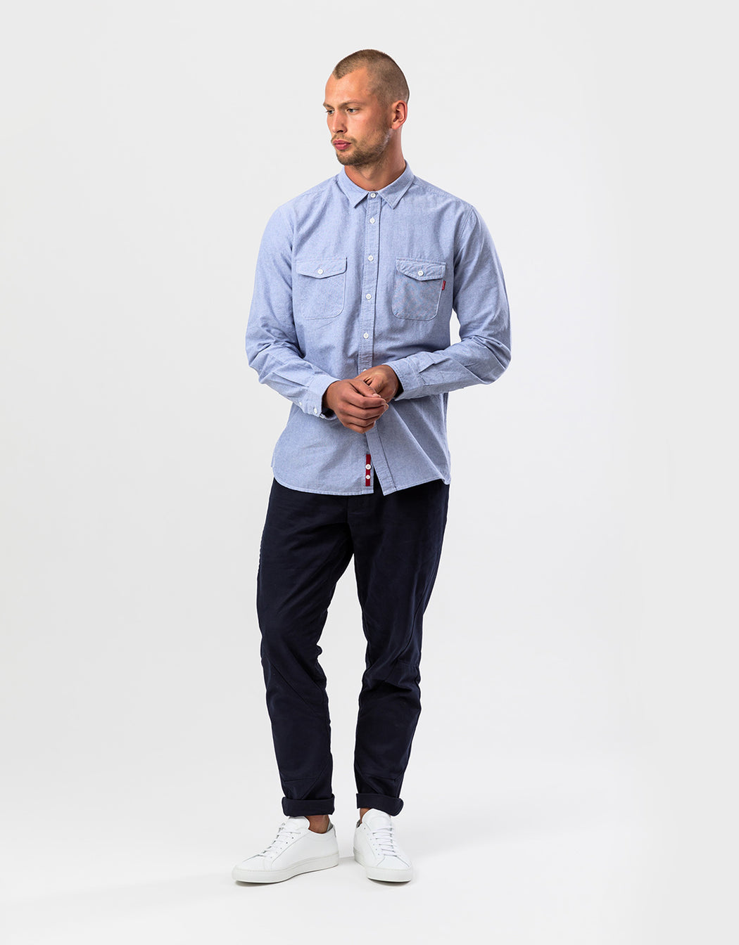 Oxford Shirt / Navy