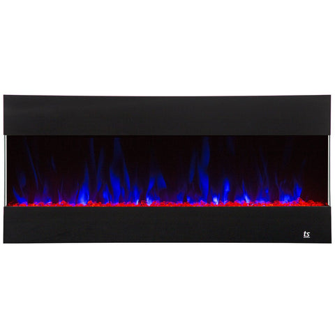 "Touchstone Fury 50"" Mantel 80040"