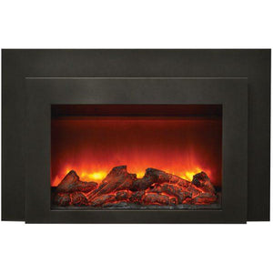 Sierra Flame Insert Series Electric Fireplace INS-FM
