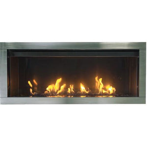 Sierra Flame Tahoe Linear Gas Fireplace TAHOE-45
