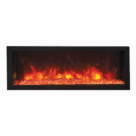 Image of Remii Deep Series Electric Fireplace - DE
