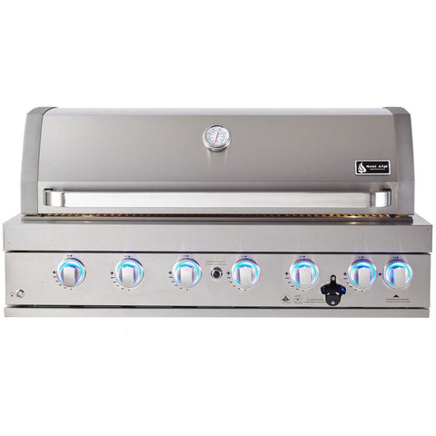"Mont Alpi 805 Built in grill MABi805 (44"")"