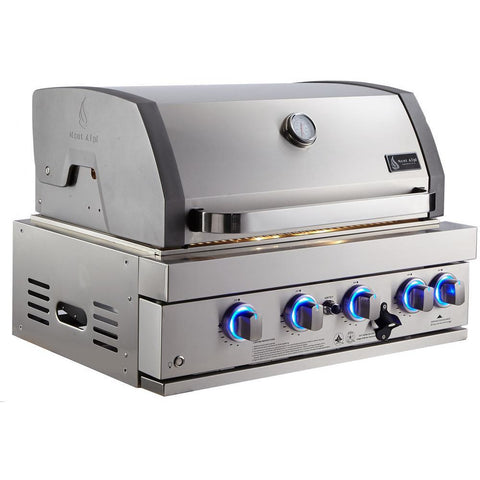 "Image of Mont Alpi 400 Built in grill MABi400 (32"")"