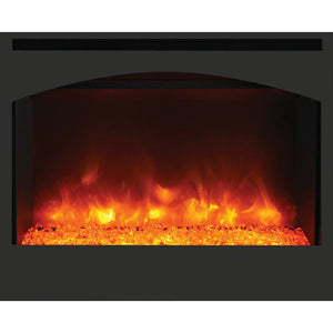 Amantii Zero Clearance Series Electric Fireplace ZECL-31-3228-STL