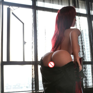 The seduction of sex doll's buttocks to men | lovedollshops.com