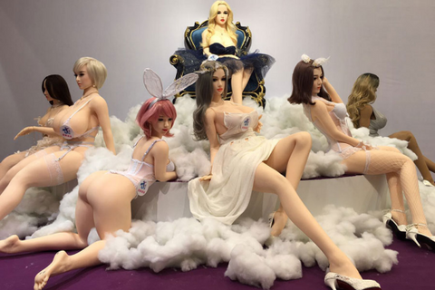 The difference between sex dolls and real women